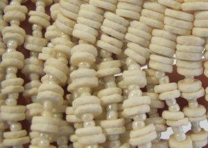 Nexus Namibia San Ostrich Shell jewellery
