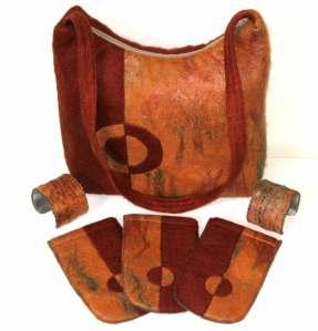 Margaret Marsh two tone bag