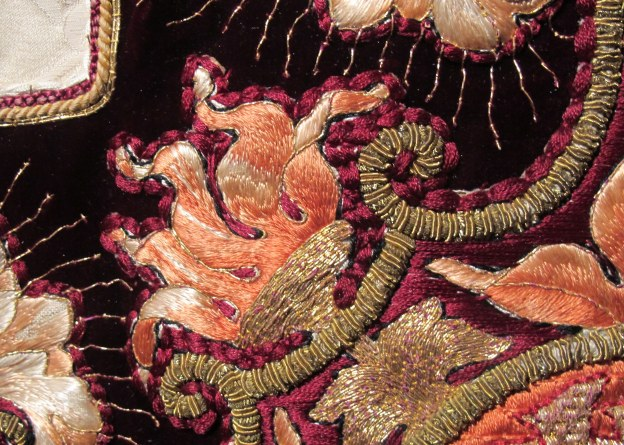 St Peters Cathedral Ecclesiastical Embroidery The Fabric Thread