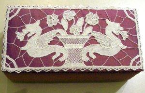 Venetian Lace Box