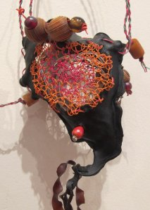 Sylvia Piddington Seaweed and Telephone wire