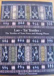Lao-Tai Textile book cover