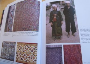 Lao-Tai Textile book pages 1